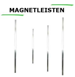 Magnetleisten aus Edelstahl von Art Allee