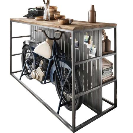 Ladentresen Motorrad Oldtimer Bar Theken Tisch 188 cm