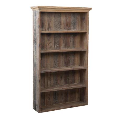 Holz Wandregal Vintage Altholz recycelt 100 cm