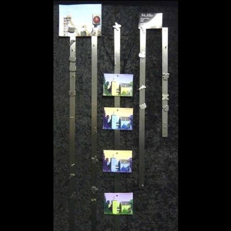 Magnetleiste Edelstahl 60 cm