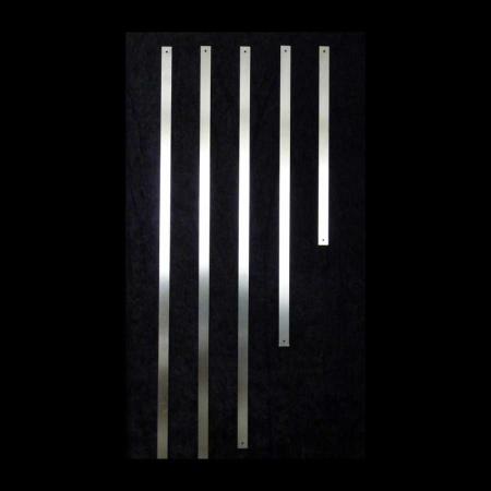 Magnetleiste Edelstahl 100 cm