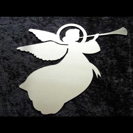 Engel mit Trompete gross