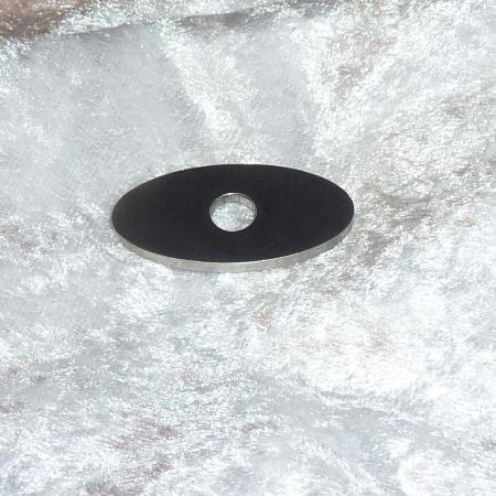 Ringaussatz ovale Form