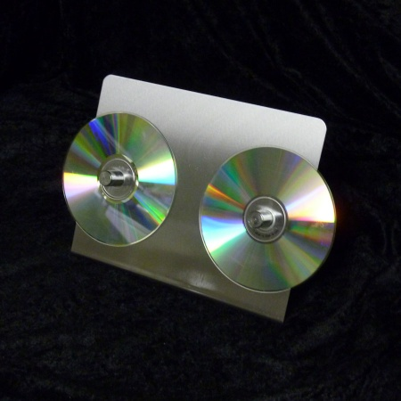 CD und DVD Halter