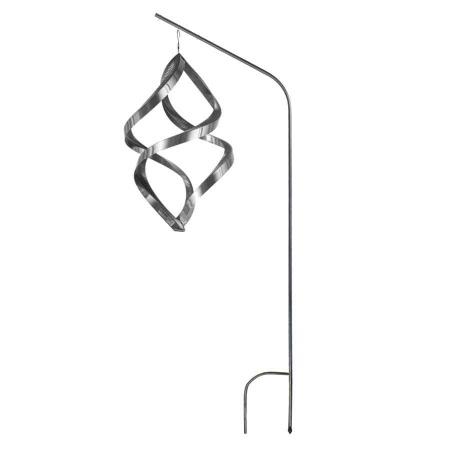 3D Edelstahl Windspiel MegaMonos