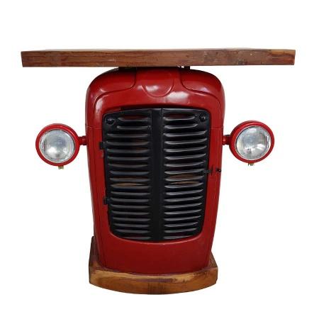 Kommode Traktor Ferguson Sideboard Metall Holz