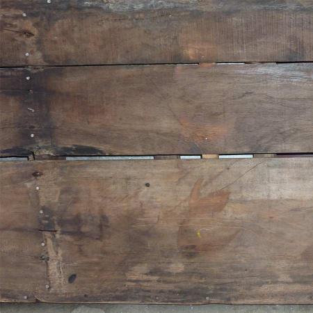 Markttisch extremer Shabby Chic Klapptisch Altholz 170cm
