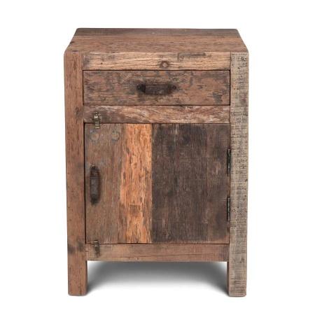 Nachttisch Landhausstil aus Massivholz