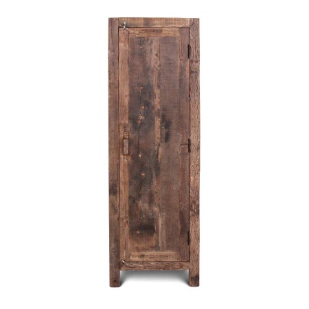 Altholz Schrank Vintage Holz MassivO 160 cm