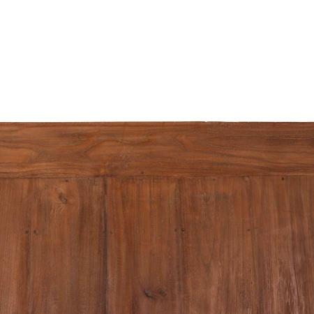 Teak Platte Tisch Lea natural Massivholz 200 cm