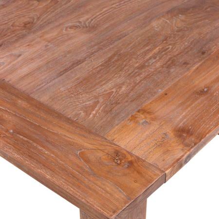 Massivholz Tisch Lea Teak natural 240 cm