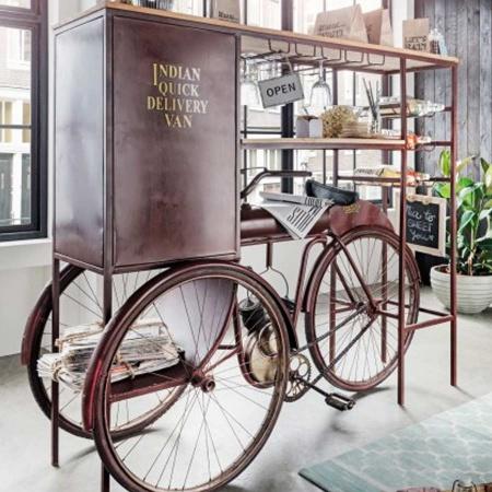 Bike Bar VintageTresentisch Barregal