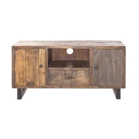 Holz TV Board Vintage Multy 120 cm