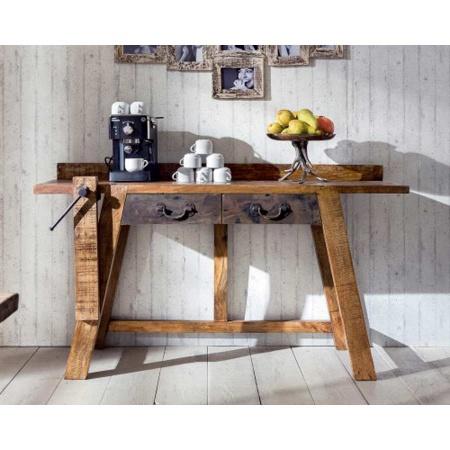 Altholz Konsolentisch Vintage Holz Multy Anrichte