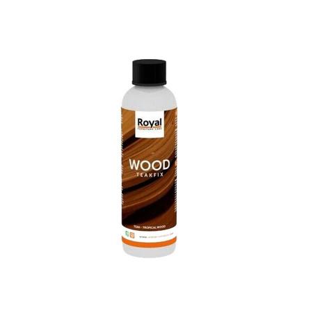 Holz Pflege Royal Wood Teakfix Imprägnierung Tropenholz