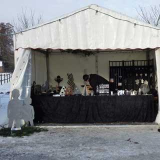 Weihnachtsmarkt NRW am Schloss