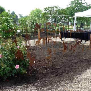 Gartenausstellung Skulptur Art Allee