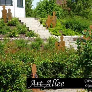 Kunstausstellung Gartenpark in Tönisvorst