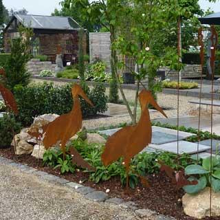 Gartenskulpturen Ausstellung Kempen Tönisvorst