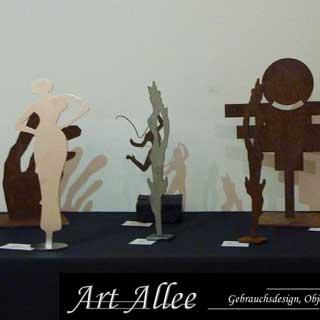 Art Allee Ausstellung Kulturhalle Neukirchen