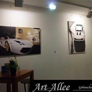 Art Allee Ausstellung Kulturcafe Neukirchen Vluyn