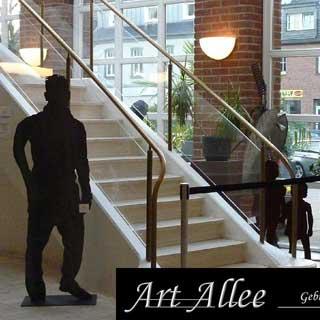 Kunstausstellung Art Allee