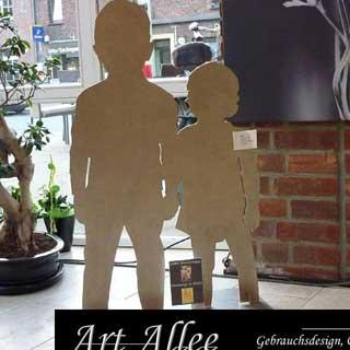 Kunst in Neukirchen mit Art Allee