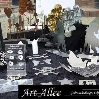Kunsthandwerk Markt Gelder