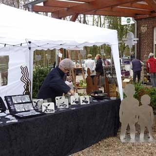 Kunsthandwerkermarkt Samannshof Vluyn