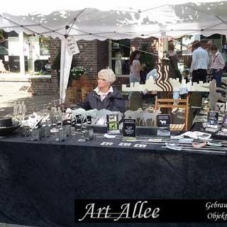 Kunsthandwerk Markt in Geldern