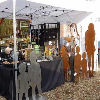 Markt kreativ in Rheurdt Neukirchen Vluyn