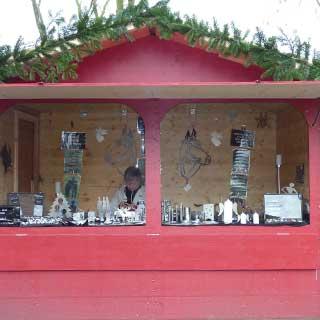 Markt Weihnachten in Borken