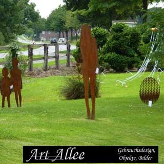 Kunstausstellung Skulptur & Garten 5