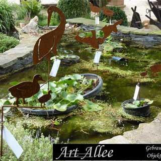 Ausstellung Skulptur & Garten 5 in Krefeld