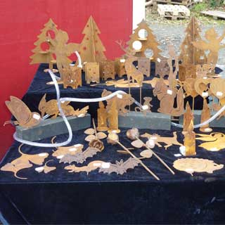 Weihnachtsmarkt Marbeck Borken