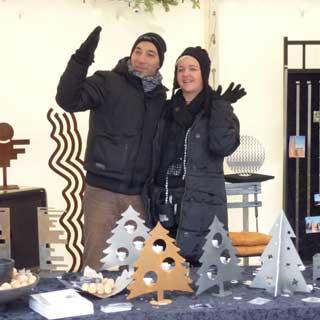 Weihnachtsmarkt in Neukirchen Vluyn