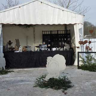 Weihnachtsmarkt Schloss Bloemersheim